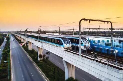 Фото 4-я линия Нанкинского метрополитена