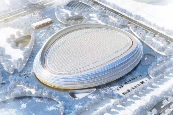 national speed skating stadium
