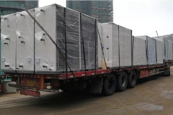 truck with ahu 2