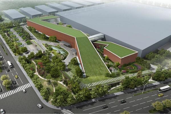 Завод Nanjing TICA Thermal Technology Co., Ltd.