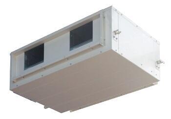 Канальный блок с 100% подмесом свежего воздуха