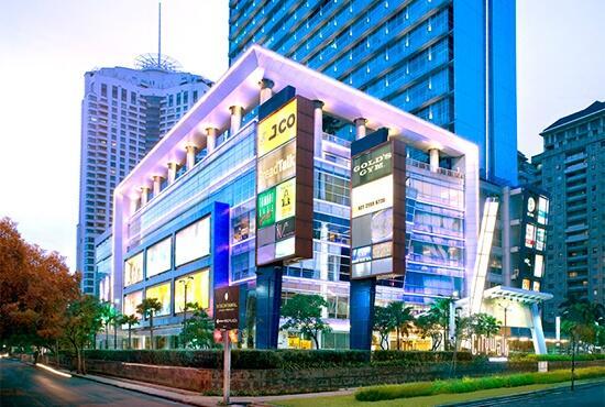 Торговый центр Citywalk Sudirman в Джакарте