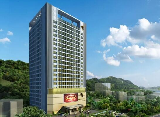 Здание отеля Legend Hotel