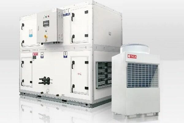 Вентиляционная установка для ПЦР-лаборатории