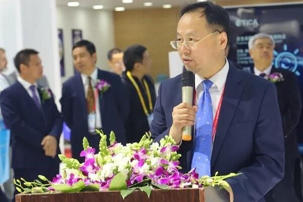 Председатель правления TICA Цзян Ли