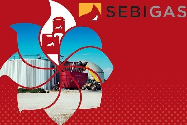 Биогазовая установка Sebigas