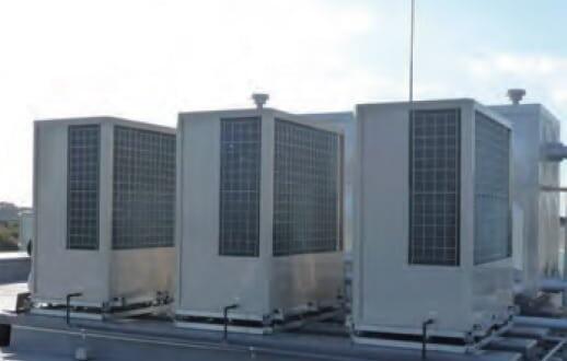 Тепловые насосы (водонагреватели)