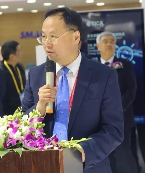 Председатель правления компании TICA Цзян Ли