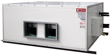 Канальный высоконапорный блок большой мощности TMDH400BI
