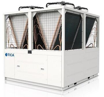 Модульный чиллер большой мощности (тепловой насос) TAS260AH