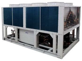 Модульный чиллер большой мощности (тепловой насос) TAS330AH