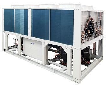 Модульный чиллер большой мощности (тепловой насос) TAS440AH