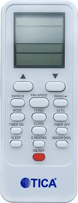 Пульт дистанционного управления (беспроводной пульт) кондиционера