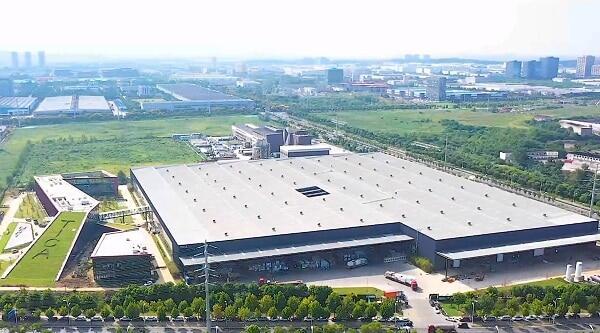 Компания TICA завод в Нанкине