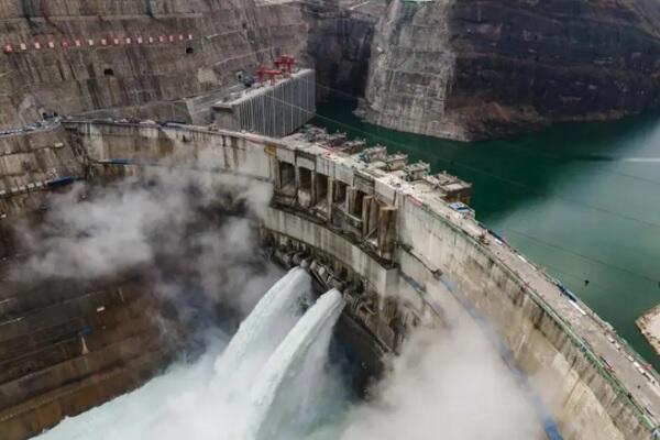 HVAC-оборудование для гидроэлектростанции
