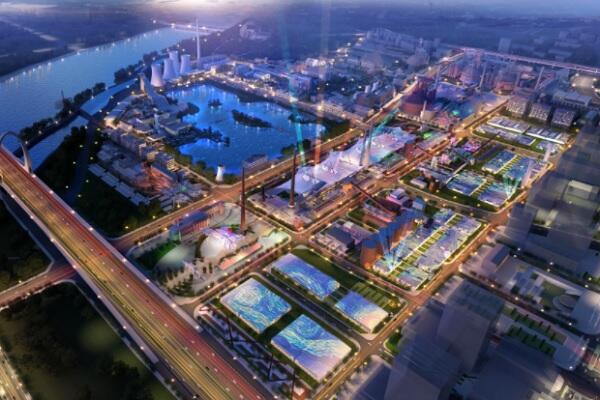 Индустриальный парк Шуган