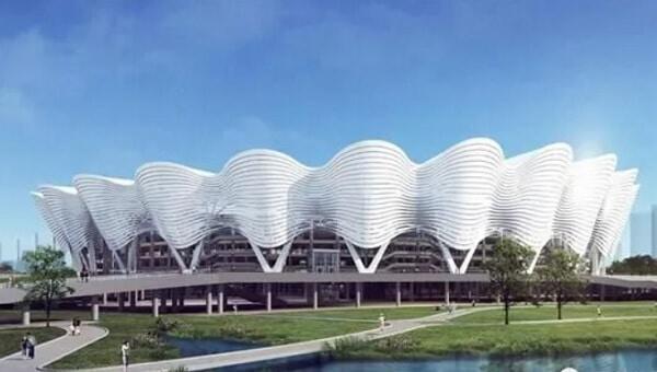 Профессиональные климатические решения для стадионов
