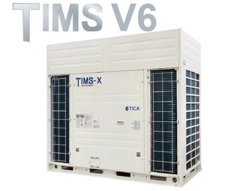 Мультизональные VRF-системы TIMS